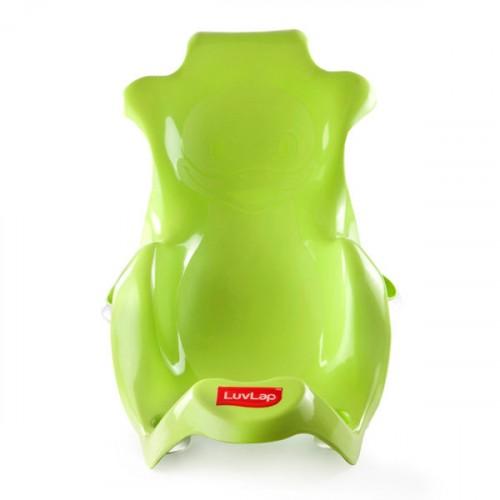 Luvlap Baby Bath Seat – Green