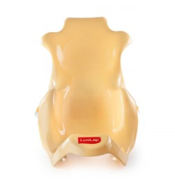Buy Luvlap Baby Bath Seat – Yellow Online in India