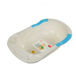 Buy Luvlap Baby Bathtub Blue Online in India