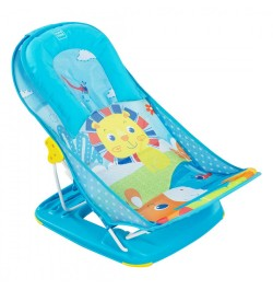 Buy Mee Mee Anti-Skid Compact Baby Bather (Blue) Online in India