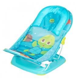 Buy Mee Mee Anti-Skid Compact Baby Bather (Green) Online in India