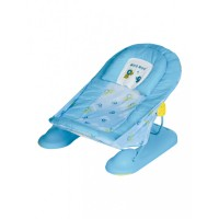 Mee Mee Anti-Skid Spacious Baby Bather (Blue)