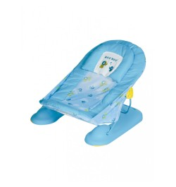 Buy Mee Mee Anti-Skid Spacious Baby Bather (Blue) Online in India