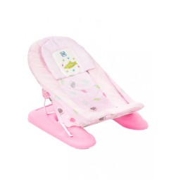 Mee Mee Anti-Skid Spacious Baby Bather (Pink)
