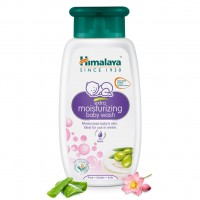 Himalaya Extra Moisturizing Baby Wash - 400ml