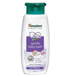 Himalaya Gentle Baby Bath | best baby body wash in India