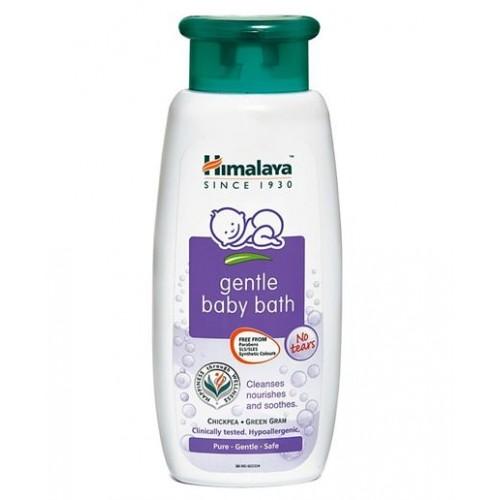 Himalaya Gentle Baby Bath - 200ml