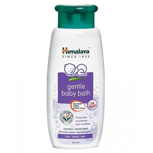 Himalaya Gentle Baby Bath - 400ml