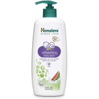 Himalaya Refreshing Baby Wash - 400ml