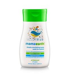 Mamaearth Deeply Nourishing Body Wash 100ml