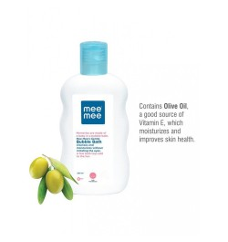 Buy Mee Mee Gentle Bubble Bath with Fruit Extracts (200ml) Online in India