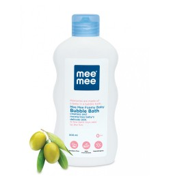 Buy Mee Mee Gentle Bubble Bath with Fruit Extracts (500ml) Online in India