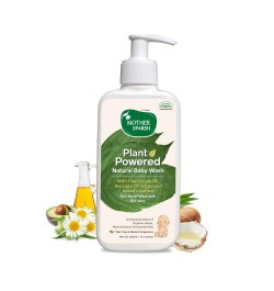 Buy Mother Sparsh Plant Powered Natural Baby Wash, 200 ml Online in India