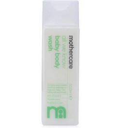 Mothercare All We Know Baby Body Wash - 300ml