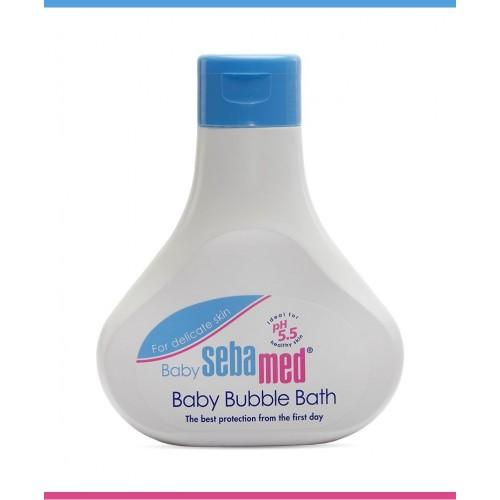 Sebamed Baby Bubble Bath - 200 ml