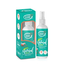 Buddsbuddy Mosquito Repellent Body Spray