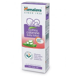 Buy Himalaya Soothing Calamine Baby Lotion - 100ml Online in India