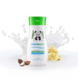 Buy Mamaearth Moisturizing Daily Lotion For Babies, 200ml Online in India
