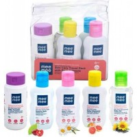 Mee Mee Carry-On Skin Care Travel Pack with Fruit Extracts