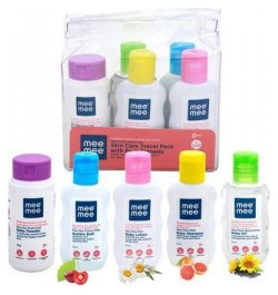Buy Mee Mee Carry-On Skin Care Travel Pack with Fruit Extracts Online in India