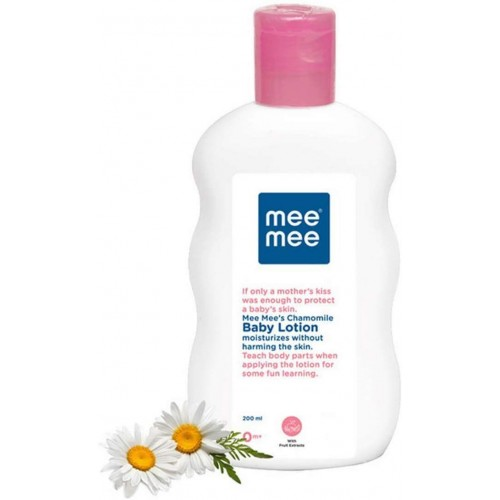 Mee Mee Chamomile Baby Lotion with Fruit Extracts (200ml)