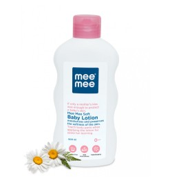 Buy Mee Mee Chamomile Baby Lotion with Fruit Extracts (500ml) Online in India
