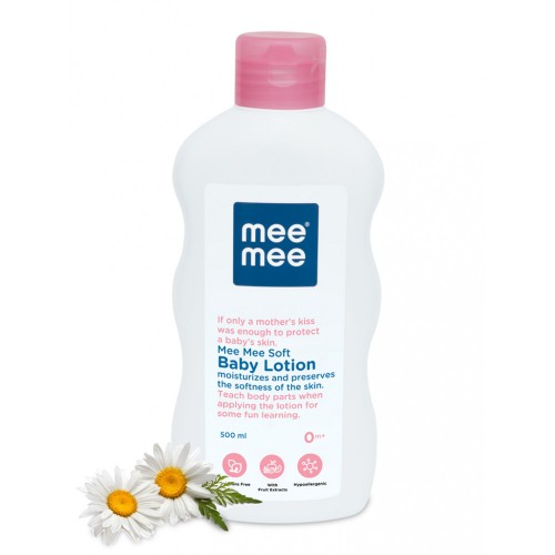 Mee Mee Chamomile Baby Lotion with Fruit Extracts (500ml)