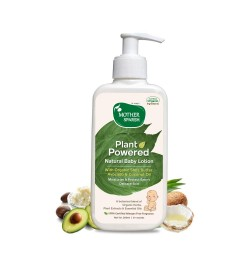 Buy Mother Sparsh Plant Powered Natural Baby Lotion, 200 ml Online in India