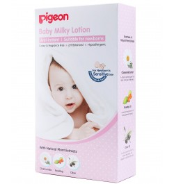 Buy Pigeon Baby Milky Lotion 200Ml Online in India