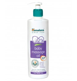 best baby massage oil india