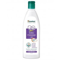 Himalaya Baby Massage Oil - 50ml