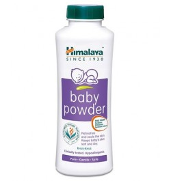baby powder for rash