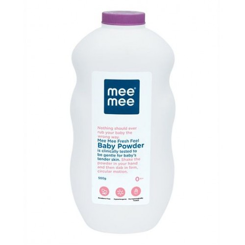 Mee Mee Velvety Soft Baby Powder (500g)