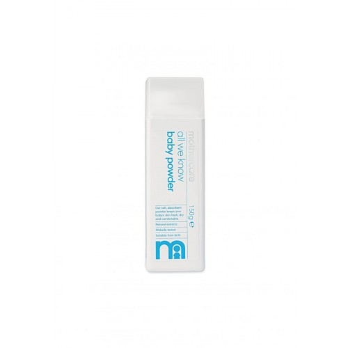 Mothercare All We Know Baby Powder -150g