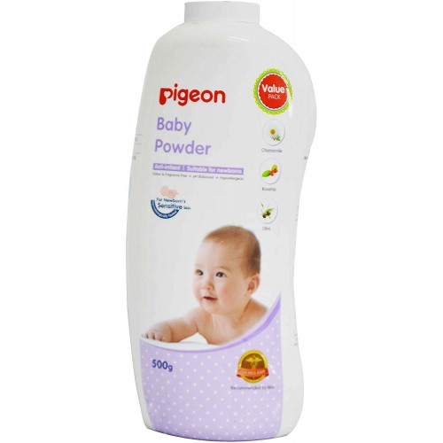 Pigeon Baby Powder 500G
