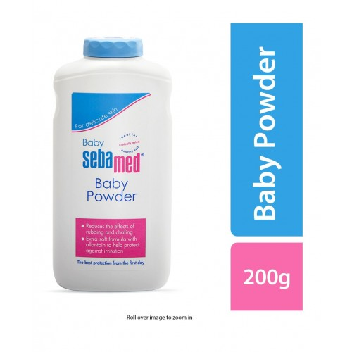 Sebamed Baby Powder - 200gm