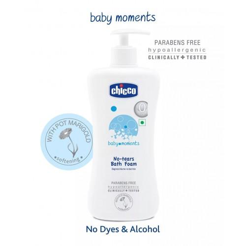 Chicco No - Tears Bath Foam (500ml)