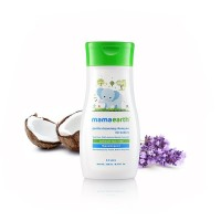 Mamaearth Gentle Cleansing Shampoo, 200ml