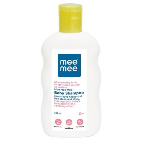 Mee Mee Mild Baby Shampoo with Fruit Extracts (200ml)