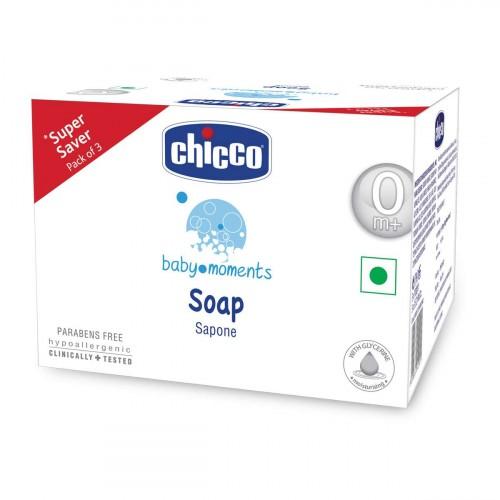 Chicco Tripack Soap 100g x 3