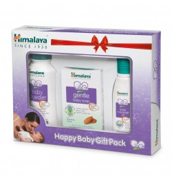 Himalaya Happy Baby Gift Pack (Oil-Soap-Powder)