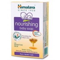 Himalaya Nourishing Baby Soap - 125gm