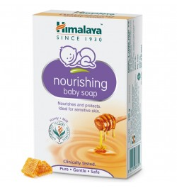 Himalaya Nourishing Baby Soap - 75gm