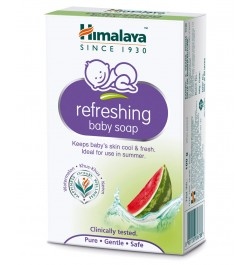 Himalaya Refreshing Baby Soap - 100gm