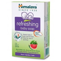 Himalaya Refreshing Baby Soap - 125gm