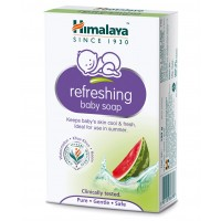 Himalaya Refreshing Baby Soap - 75gm