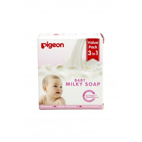 Pigeon Baby Milky Soap