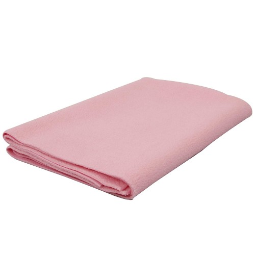 Tiny Mee Quick Dry Baby Kids Waterproof Cotton Dry Sheet Bed Protector Sheet for New Born Babies, Baby Pink