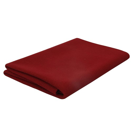 Tiny Mee Quick Dry Baby Kids Waterproof Cotton Dry Sheet Bed Protector Sheet for New Born Babies, Maroon