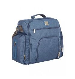 Buy Mee Mee Stylish Nursery Diaper Backpack/Sling Bag for Parents(Denim) Online in India